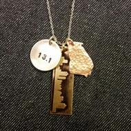 Custom Three Loves Necklace
