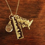 Necklace - Independence Necklace - Handcrafted