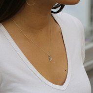 Mini State Necklaces in a Bottle - M.Florita Jewelry