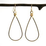 Oriel Loop Earrings