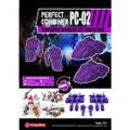 Perfect Effect PC-02 Perfect Combiner Upgrade Set - Purple Version