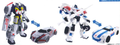 Transformers Adventure - TAVVS - 05 Drift Origin & Jazz Battle Mode