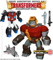 TFCC Subscription Figure 5.0 - Optimus Prime with Hi-Q