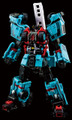 Maketoys Combiner Series - MTCS-04C – Vulcan (Guardia)