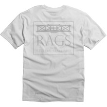 Standard Logo Tee - New Silver/Steel Grey