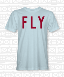 Limited Edition 'FLY' Tee *Mint*