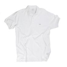 The Standard Piqué Polo White