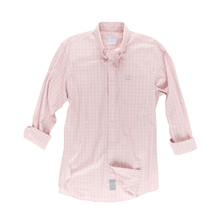 Proper Check Sport Shirt - Pink Dogwood