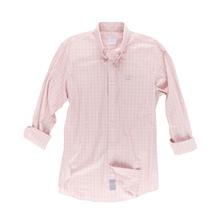 Proper Check Sport Shirt - Pink Dogwood