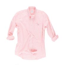 Gingham Sport Shirt - Blossom