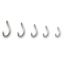 Raven Sedge Float Fishing Hooks sizes 8, 10, 12 & 14 with 25 in a pk.