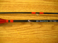 Fishheads Fly Rod 4 weight