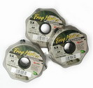 FROG HAIR FC FLUOROCARBON 25m spools. Fly fishing tippet or centerpin leads