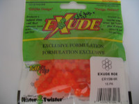 Exude Roe Clusters Red
