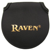 Raven Neoprene Reel Case Black
