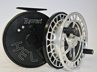 Raven Helix Reel (6 Colours Available)