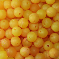 Troutbeads Gold Roe three sizes available