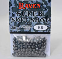 Raven Super Soft Shot Standard Raw