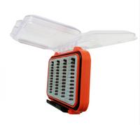 Fishheads Clear Waterproof Fly Box