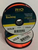 RIO Fly Line Backing - Orange
