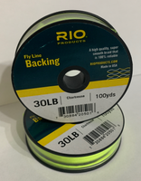 RIO Fly Line Backing - Chartreuse