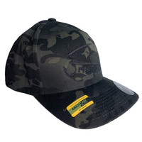 Fishheads MULTICAM Series Black Camo/Black - Fullback (L/XL)