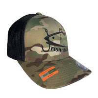 Fishheads MULTICAM Series Green Camo/Black - Trucker