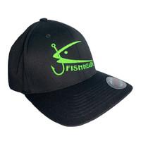 Fishheads Black/Chartreuse - Fullback (L/XL)