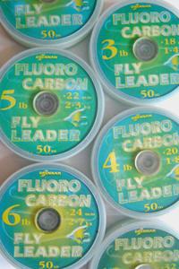 DRENNEN FLUOROCARBON LEADER LINE 50m
