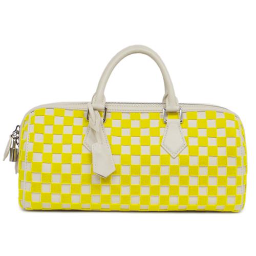 Louis Vuitton Damier Cubic East-West Speedy