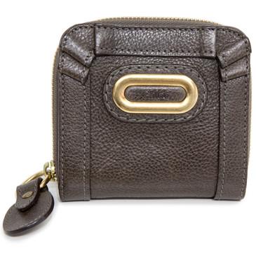 Chloe Portefeuille Compact Zippy Wallet