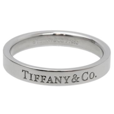 Tiffany & Co. 950 Platiunum Band Ring