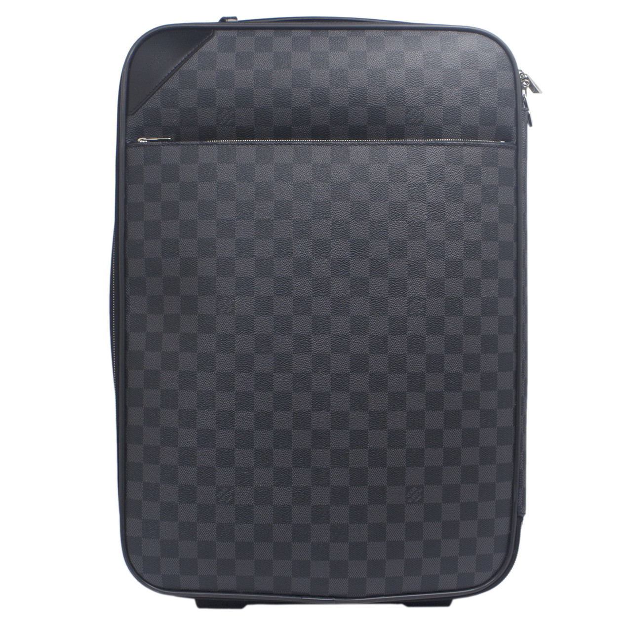f2badfeeac0a Louis Vuitton Damier Graphite Pegase Light 55 Rolling Luggage ...