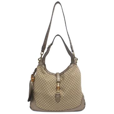Gucci Large New Jackie Shoulder Bag
