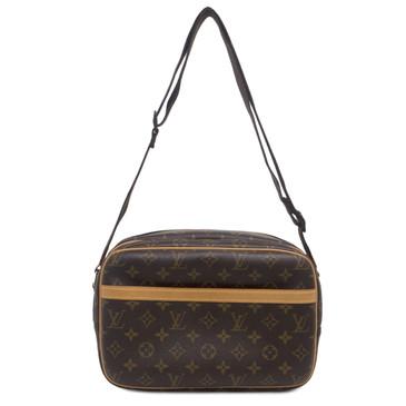 Louis Vuitton Monogram Reporter PM  Bag