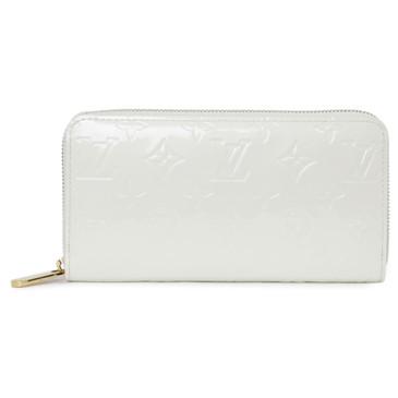 Louis Vuitton Perle Vernis Zippy Wallet
