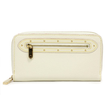 Louis Vuitton Suhali Leather Zippy Wallet