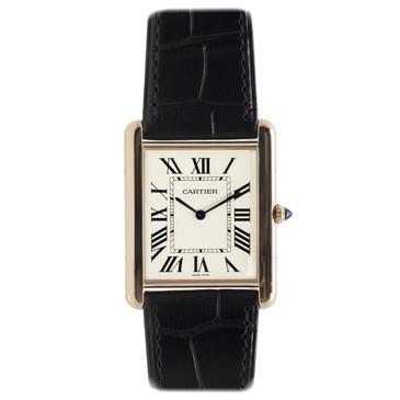 Cartier Tank Louis XL 18K Rose Gold Watch W1560017