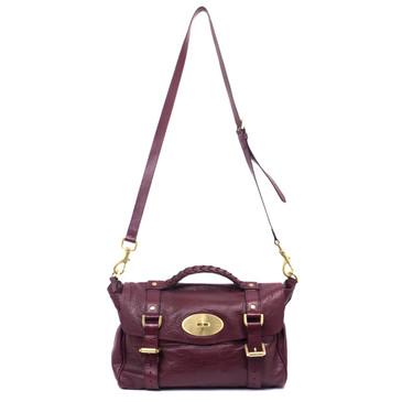 Mulberry Soft Buffalo Leather Alexa Bag
