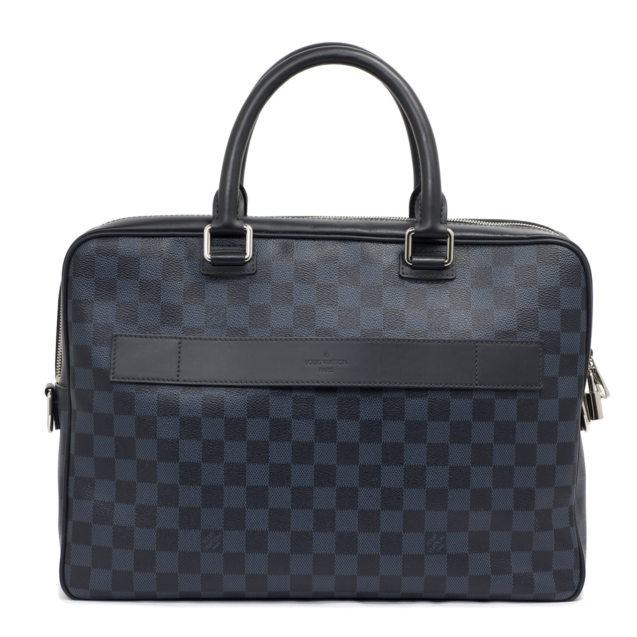 a321b196fa3e Louis Vuitton Damier Cobalt Porte Document Business Bag - modaselle