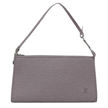 Louis Vuitton Lilac Epi Pochette Accessoires  24