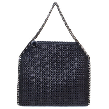Stella McCartney Falabella Woven Faux Leather Tote