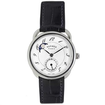 Hermes Arceau Petite Lune Automatic Watch