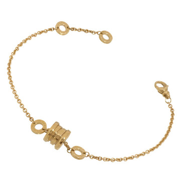 Bvlgari Bulgari 18K Yellow Gold B.Zero1 Bracelet