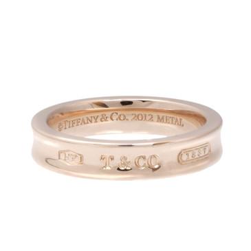 Tiffany & Co. Rubedo 1837 Band Ring