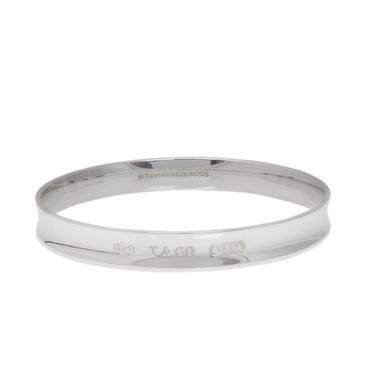 Tiffany & Co. Sterling Silver 1837  Bangle