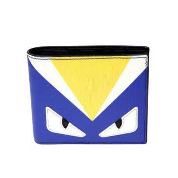 Fendi Monster Bifold Wallet