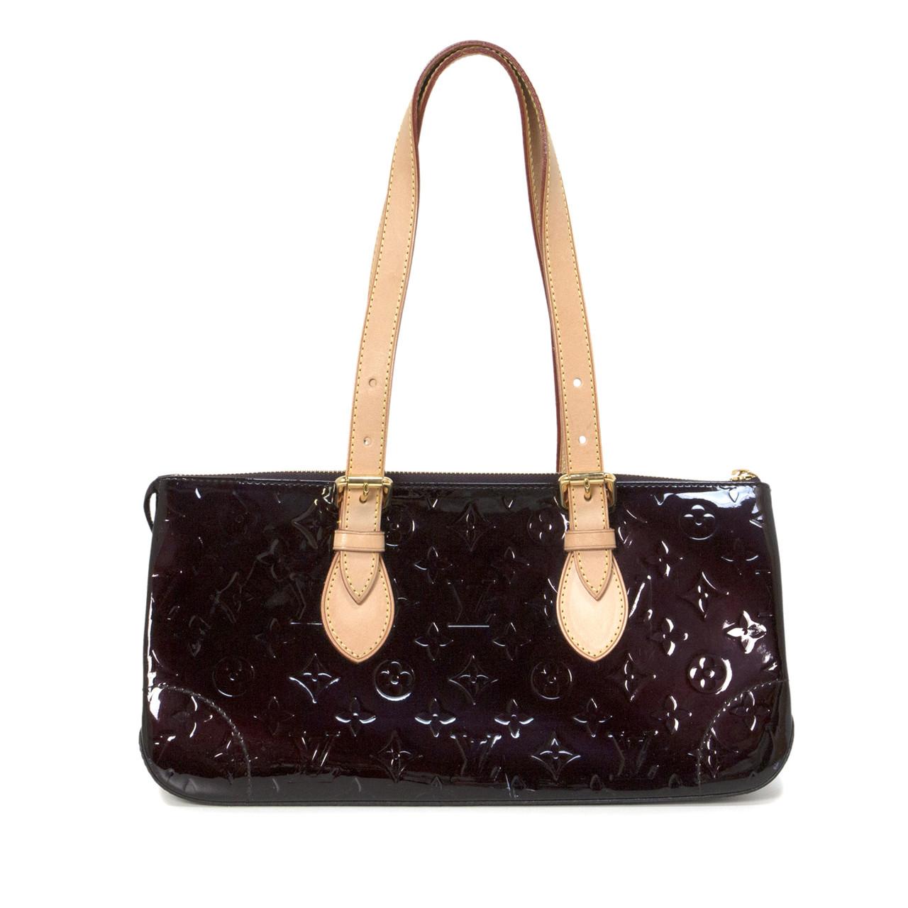 Louis Vuitton Amarante Vernis Rosewood Avenue 74f4ffa57a2aa