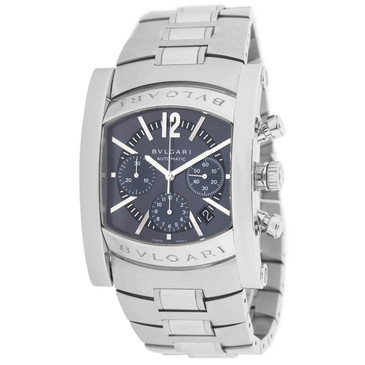 Bvlgari Assioma Stainless Steel Automatic Chronograph Watch