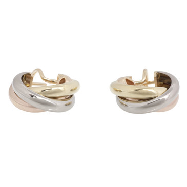 Cartier 18K Trinity De Cartier Earrings